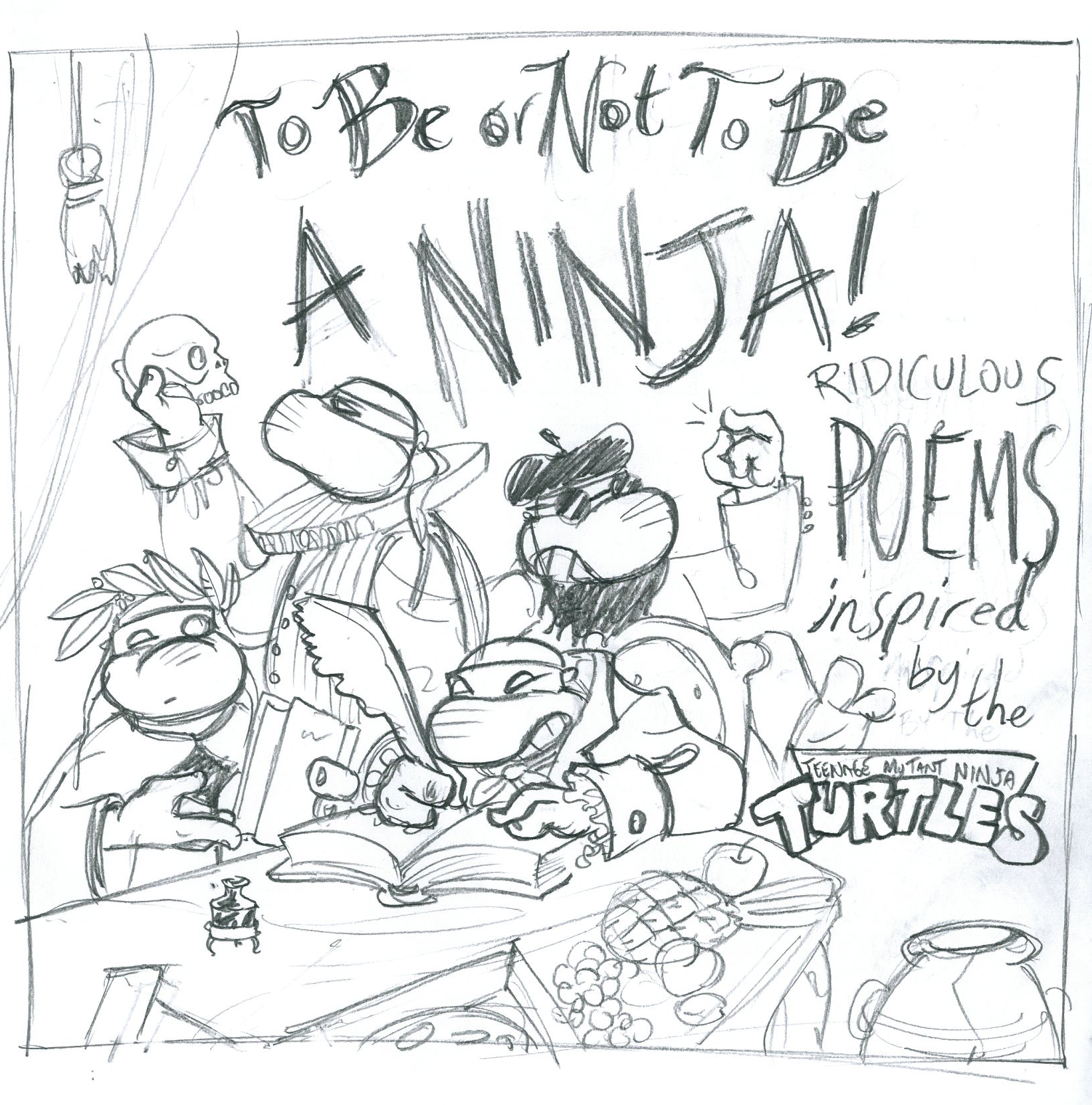 Turtle Poetry Bart King