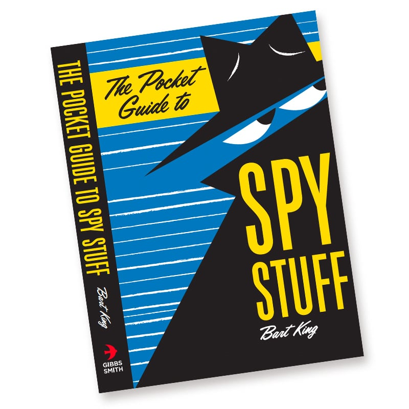 Bart King Pocket Book of Spy Stuff